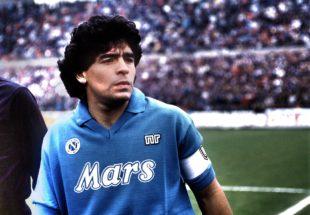 """Focus. """"Maradona è amico mio"""" di Ciriello: Dieguito icona tra Evita e il Che"""