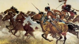 Gli indiani e il mito della Frontiera