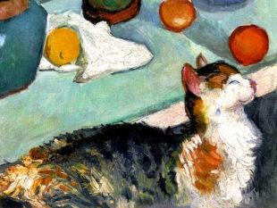 Cultura (di P. Isotta). La divinità dei felini e la devozione nel culto gattolico