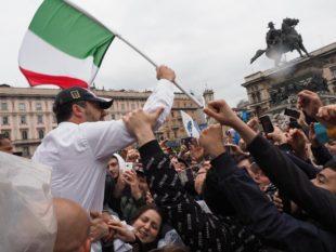 """Politica. Salvini sfiducia Conte: """"Dal 20 costruiremo il futuro: no a giochi di Palazzo"""""""