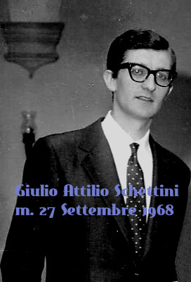 Effemeridi. Il giornalista controcorrente Attilio Giulio Schettini, allievo di Attilio Mordini