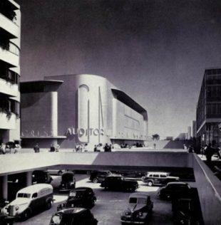 Cultura (di G.Marocco). L'auto oggi e nel mondo di ieri: la mostra Futurama a NY nel 1939