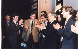 Congresso di FIUGGI Gennaio 1995