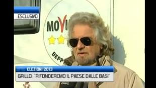 """L'analisi. 5 Stelle in crisi: quando manca Grillo, vero """"Fonzie"""", i secchioni grillini non sfondano"""