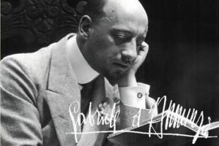 """Libri. """"L'imagnifico"""": La vita di D'Annunzio firmata da Serra tra Fiume, amori e Mussolini"""