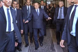 Inaugurazione della nuova sede di Forza Italia