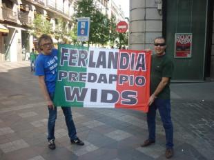 Benizzi Ferrini a sinistra