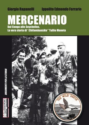 La copertina del volume su Tullio Moneta, edito dalla Ritter