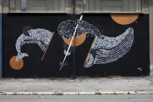 romeo, ROMEO, street art, blindeyefactory, the blind eye factory, alterazioni