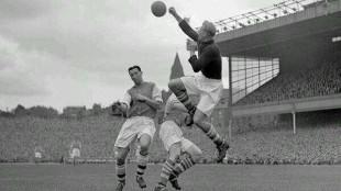 arsenal mc city Highbury 1950