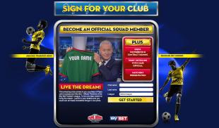 firma con il tuo club