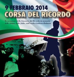 9 febbraio corsa