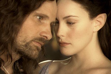 Signore Degli Anelli Arwen E L Amore Marginali In Tolkien