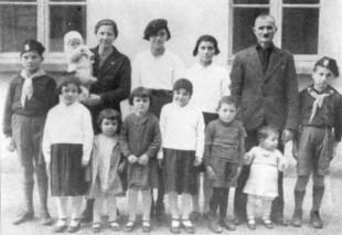 famiglia fascista