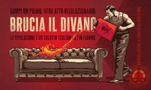 Brucia Il divano