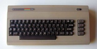 Commodore64-Frontview