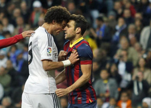 Real Madrid vs. Barcellona - El Clasico 2014