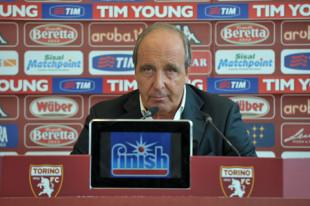 Torino FC - Conferenza Stampa Giampiero Ventura