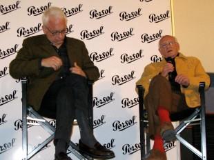 Claudio Quarantotto sulla destra