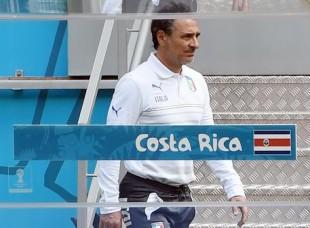 Fifa World Cup 2014: Italy training