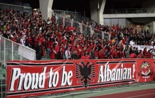 tifoseria albania