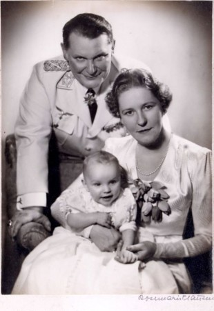Hermann e Carin Göring