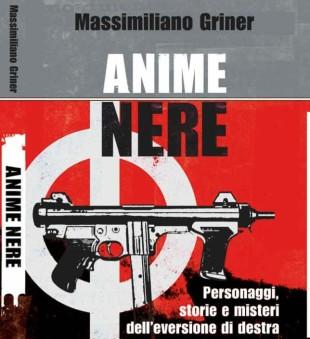 GRINER copertina anime nere