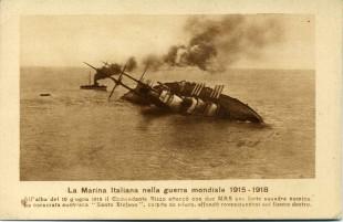 L'eroismo della Marina italiana