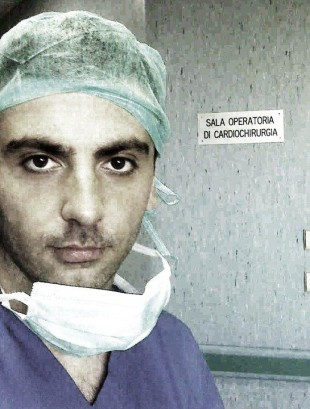 Il fisiopatologo Clemente Cipresso