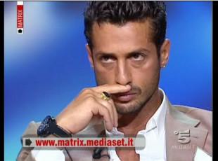 Fabrizio Corona ospite di Matrix