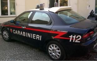 Macchina-carabiniere