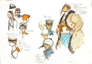 Unger e i suoi soldati