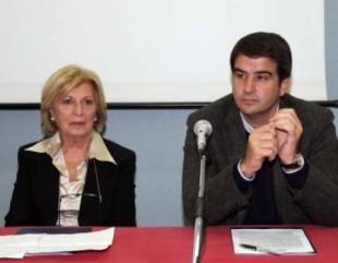 Adriana Poli Bortone e Raffaele Fitto