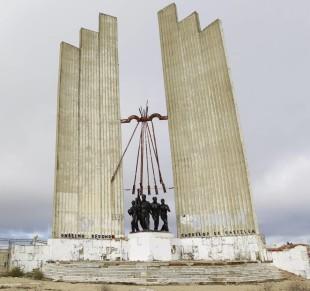 Il monumento a
