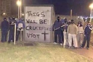 taigs crucifixed