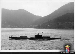 Una unità della Regia Marina