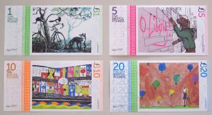 Banconote Bristol pound