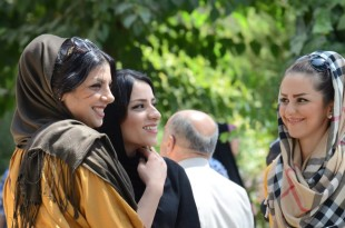 Giovani iraniane, foto Flavio Favero