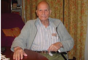 Il sergente maggiore pilota Loris Baldi
