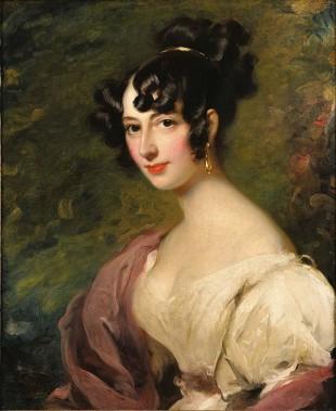 La principessa Dorothea Lieven in un ritratto del 1813 ad opera di Sir Thomas Lawrence