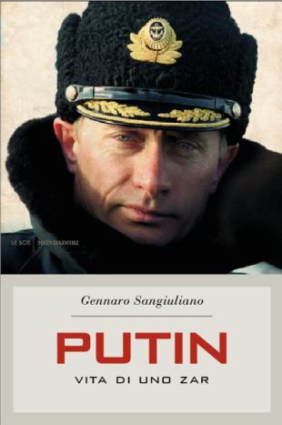 La copertina del volume di Gennaro Sangiuliano