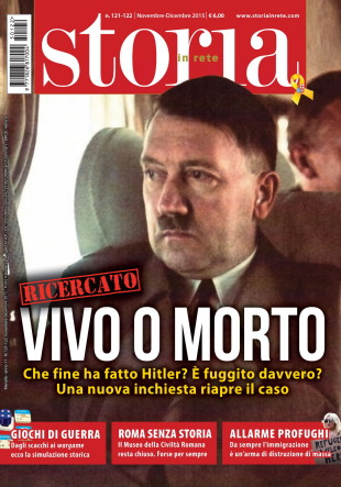La copertina del numero di novembre-dicembre