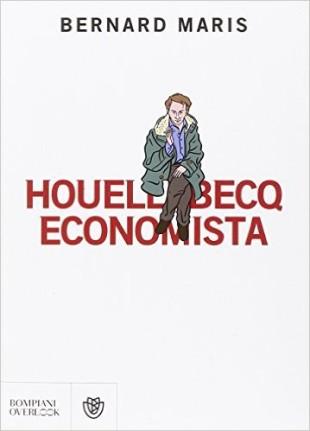 Houellebecq economista, la copertina