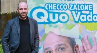 Musica. Checco Zalone non va a Sanremo. Sarà in Kenya per il nuovo film