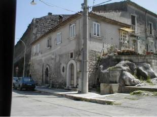 casa natia di Cosimo Giordano a Cerreto Sannita.
