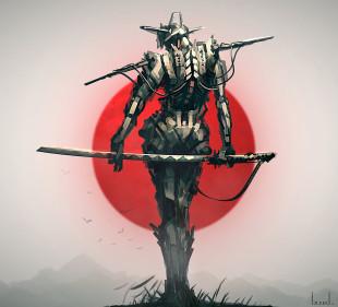 EserciziDiAmmirazione. Il Giappone (eroico) tra bellezza e senso del dovere dei samurai