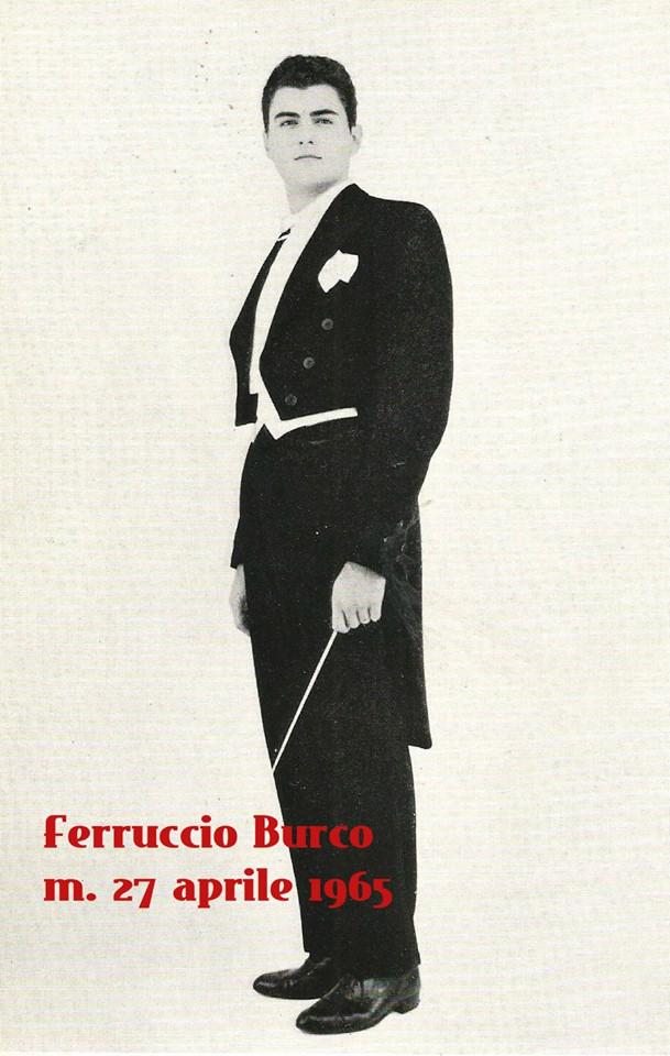 Effemeridi. Ferruccio Burco genio della musica e militante di ...