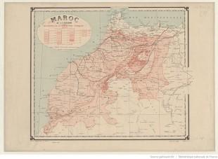 Il Marocco nel 1907