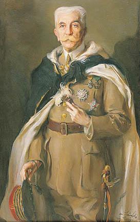 Il Maresciallo di Francia Hubert Lyautey (1854-1934)