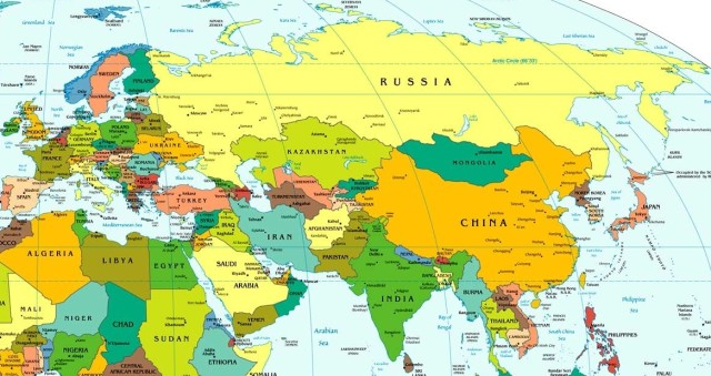 Russia Cartina Politica.Segnalibro La Russia E L Europa Al Centro Del Dibattito Della Rivista Eurasia Barbadillo